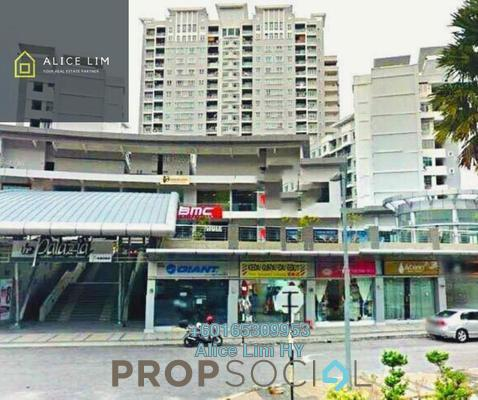 Shop For Sale in The Palazzia, Bukit Gambier Freehold Semi Furnished 0R/0B 699k