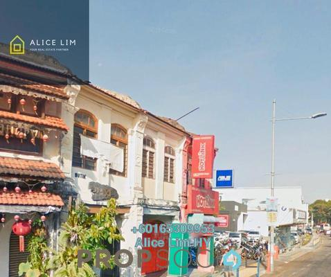 Shop For Rent in Jalan Burma, Georgetown Freehold Semi Furnished 0R/0B 2.8k
