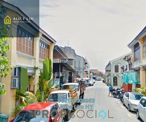 Shop For Rent in Lebuh Melayu, Georgetown Freehold Unfurnished 0R/0B 4.5k