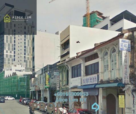 Shop For Rent in Jalan Argyll, Georgetown Freehold Unfurnished 0R/0B 2.2k