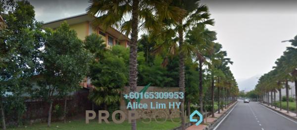 Condominium For Sale in Palmyra Residences, Balik Pulau Freehold Unfurnished 3R/3B 518k
