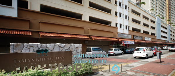 Condominium For Rent in Taman Kheng Tian, Jelutong Freehold Unfurnished 3R/2B 900translationmissing:en.pricing.unit