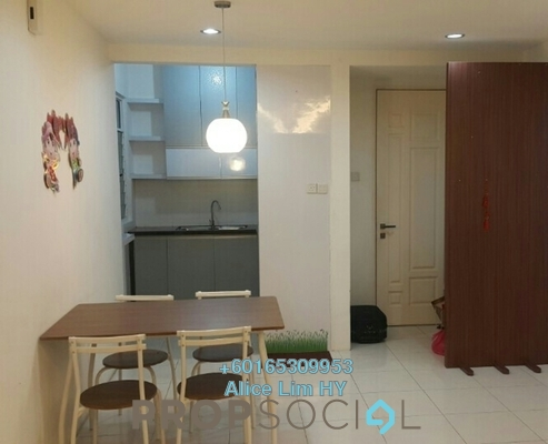 Condominium For Rent in Summer Place, Jelutong Freehold Fully Furnished 3R/2B 2k