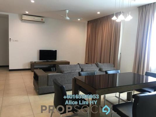 Condominium For Rent in Pearl Regency, Gelugor Freehold Fully Furnished 3R/2B 3.4k