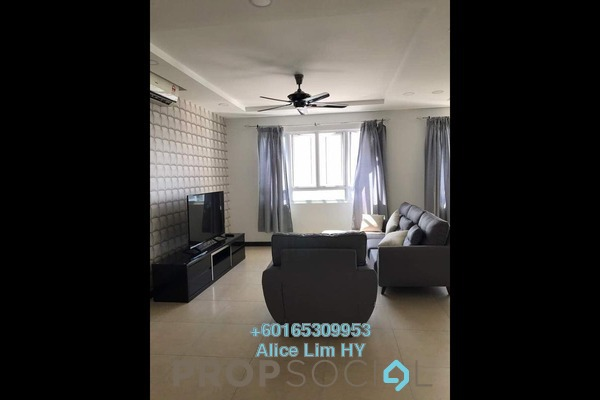 Condominium For Rent in Pearl Regency, Gelugor Freehold Fully Furnished 3R/2B 2.6k