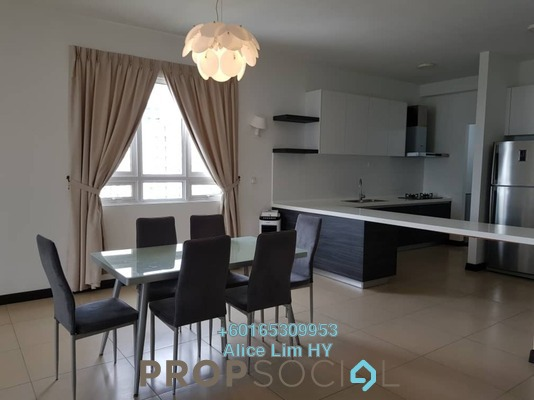 Condominium For Rent in Pearl Regency, Gelugor Freehold Fully Furnished 3R/2B 2.3k
