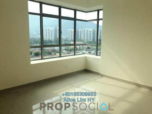 Condominium For Sale in All Seasons Park, Farlim Freehold Unfurnished 3R/3B 645k