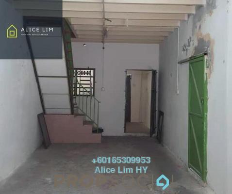 Shop For Sale in Lebuh Pasar, Georgetown Freehold Unfurnished 0R/0B 1.2m
