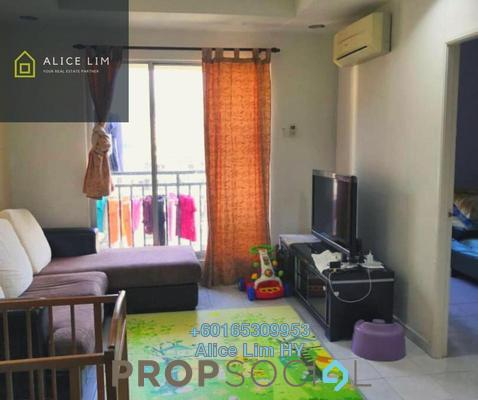 Condominium For Sale in Relau Vista, Relau Freehold Fully Furnished 3R/2B 320k