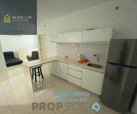 Condominium For Rent in Mansion One, Georgetown Freehold Fully Furnished 2R/2B 2.2k