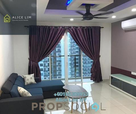 Condominium For Sale in Tropicana Bay Residences, Bayan Indah Freehold Fully Furnished 3R/3B 1m