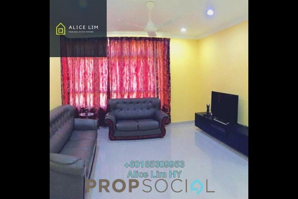 Condominium For Sale in All Seasons Park, Farlim Freehold Fully Furnished 3R/3B 530k