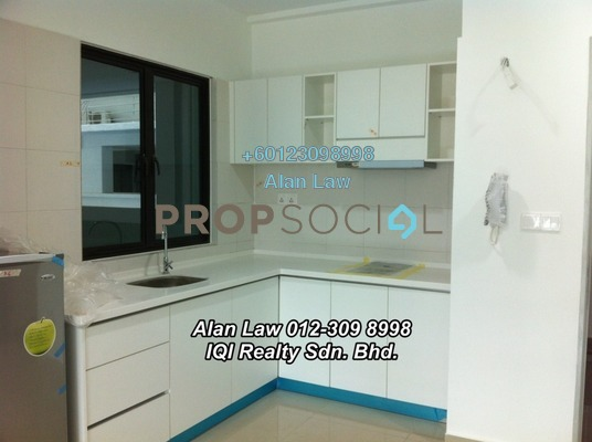 Serviced Residence For Rent in Hedgeford 10 Residences, Wangsa Maju Freehold Semi Furnished 1R/1B 1.2k