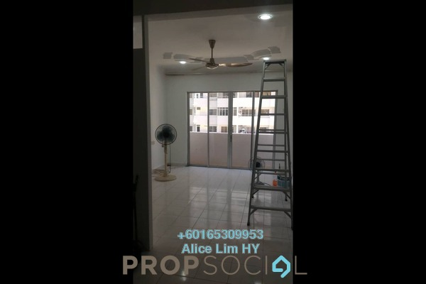 Condominium For Sale in Gambier Heights, Bukit Gambier Freehold Semi Furnished 3R/2B 388k