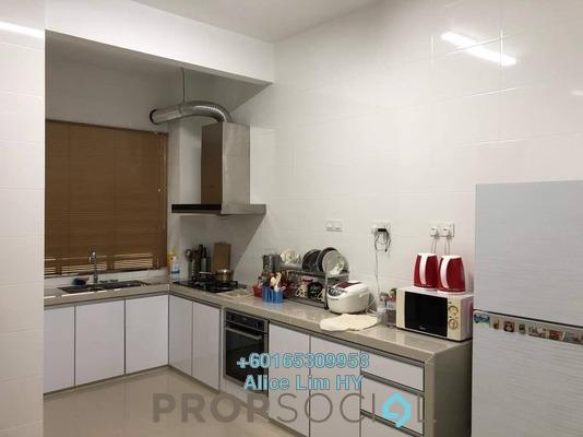 Condominium For Sale in Palmyra Residences, Balik Pulau Freehold Semi Furnished 4R/4B 520k