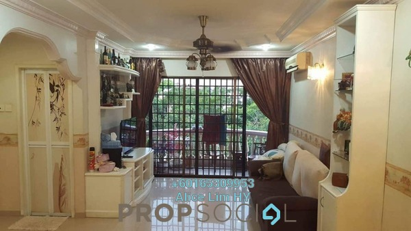 Condominium For Sale in Springfield, Sungai Ara Freehold Fully Furnished 3R/2B 390k