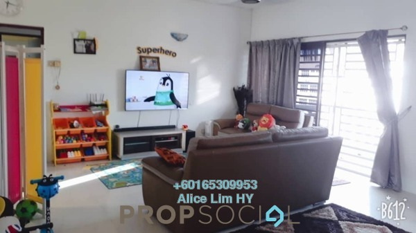 Condominium For Sale in Springfield, Sungai Ara Freehold Fully Furnished 3R/2B 395k