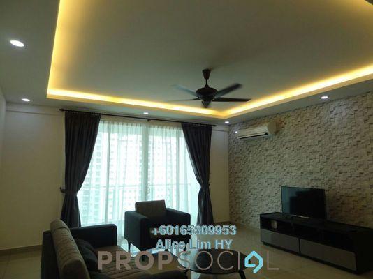 Condominium For Rent in Summerton Condominium, Bayan Indah Freehold Fully Furnished 3R/3B 3k