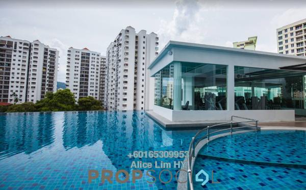 Condominium For Rent in Summerton Condominium, Bayan Indah Freehold Fully Furnished 2R/2B 2.5k