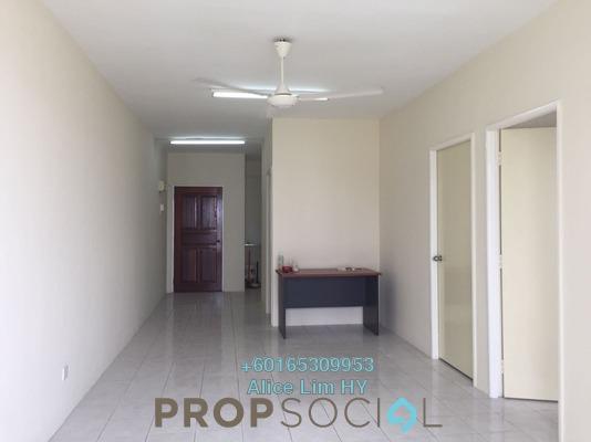 Condominium For Sale in Relau Vista, Relau Freehold Unfurnished 3R/2B 350k