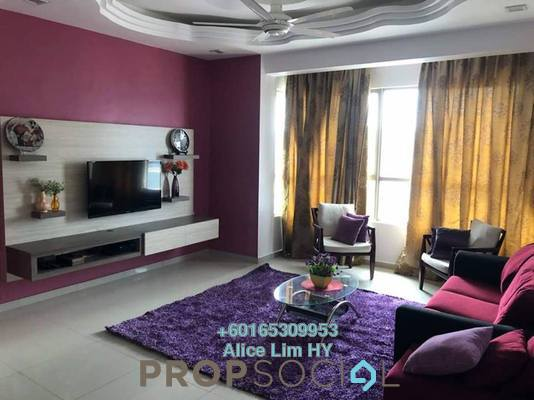 Condominium For Rent in Birch The Plaza, Georgetown Freehold Fully Furnished 3R/2B 1.9k