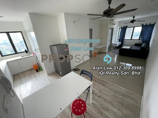 Serviced Residence For Rent in Hedgeford 10 Residences, Wangsa Maju Freehold Fully Furnished 1R/1B 1.5k