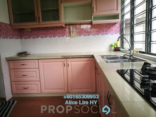Condominium For Sale in Sri Bukit Jambul, Bukit Jambul Freehold Semi Furnished 3R/2B 370k