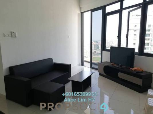 Condominium For Rent in Arte S, Bukit Gambier Freehold Fully Furnished 2R/2B 2k