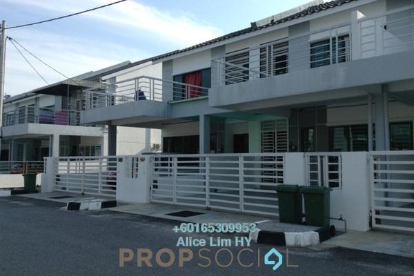 Condominium For Sale in Mutiara Residence, Balik Pulau Freehold Unfurnished 4R/3B 750k
