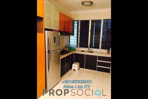 Condominium For Sale in N-Park, Batu Uban Freehold Fully Furnished 3R/2B 320k