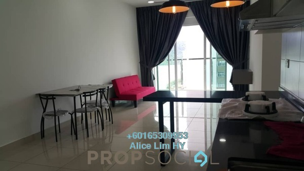 Condominium For Sale in Tropicana Bay Residences, Bayan Indah Freehold Fully Furnished 3R/2B 780k