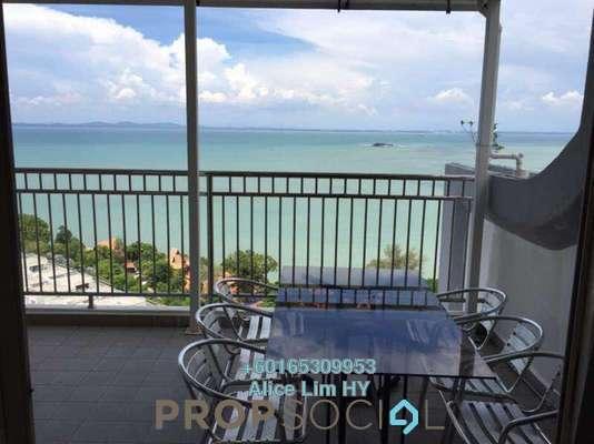 Condominium For Sale in Mar Vista, Tanjung Bungah Freehold Fully Furnished 3R/3B 850k