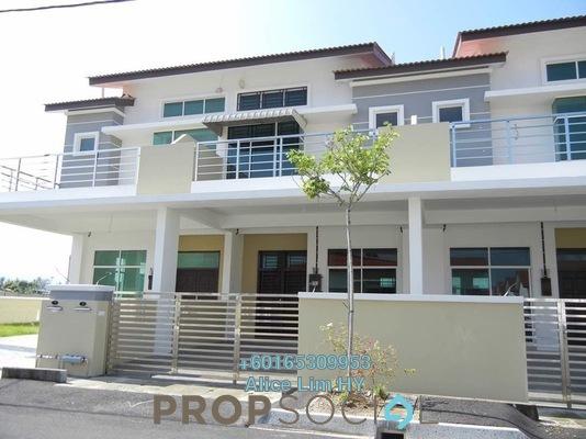 Condominium For Sale in Prestige III, Balik Pulau Freehold Unfurnished 4R/3B 599k