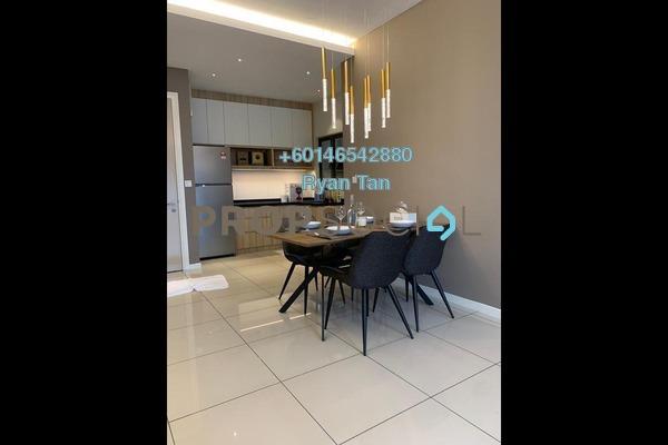 Condominium For Sale in Casa Green, Bukit Jalil Freehold Semi Furnished 3R/3B 520k