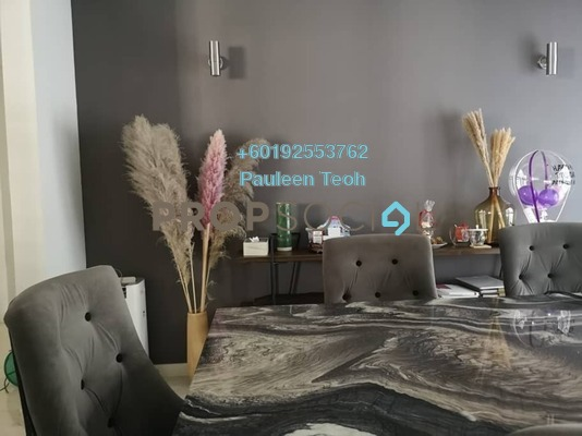 Condominium For Sale in 2 Hampshire, KLCC Freehold Semi Furnished 3R/4B 1.95m