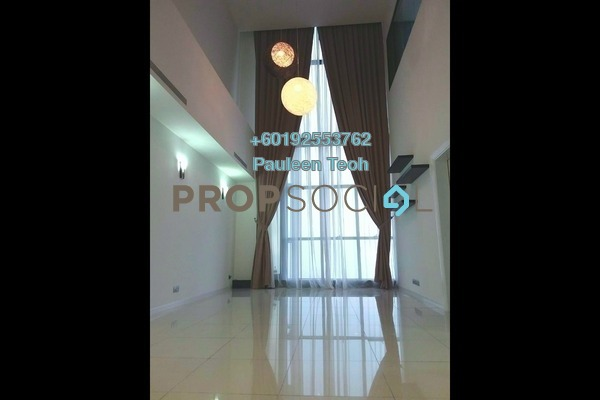Serviced Residence For Rent in M City, Ampang Hilir Freehold Semi Furnished 3R/2B 3.5k