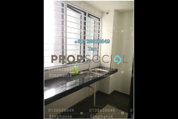 Serviced Residence For Rent in KL Traders Square, Kuala Lumpur Freehold Semi Furnished 3R/2B 1.35k