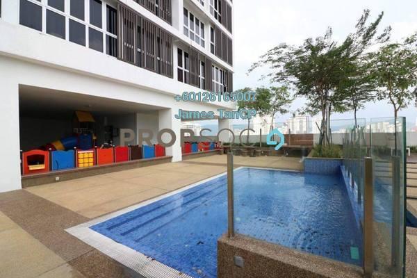 Condominium For Sale in Sentrio Suites, Desa Pandan Freehold Semi Furnished 3R/3B 656k