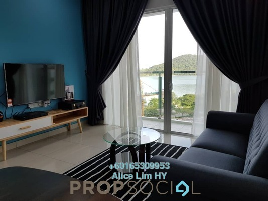 Condominium For Sale in Tropicana Bay Residences, Bayan Indah Freehold Fully Furnished 3R/2B 880k