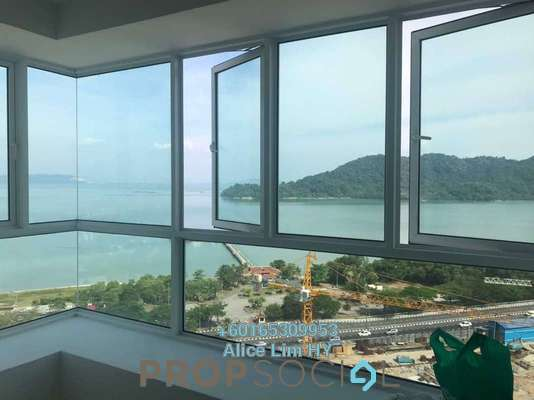 Condominium For Sale in Tropicana Bay Residences, Bayan Indah Freehold Unfurnished 3R/2B 849k