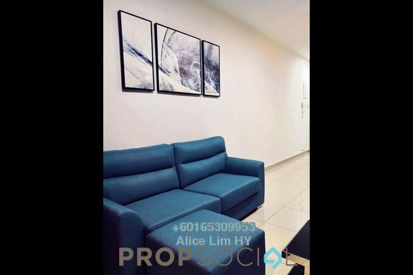 Condominium For Sale in Tropicana Bay Residences, Bayan Indah Freehold Fully Furnished 3R/3B 879k