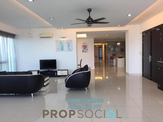 Condominium For Rent in Gurney Paragon, Gurney Drive Freehold Fully Furnished 4R/4B 8k