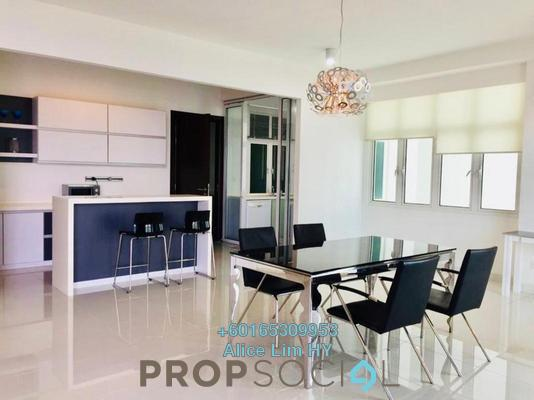 Condominium For Rent in Gurney Paragon, Gurney Drive Freehold Fully Furnished 3R/4B 6.3k