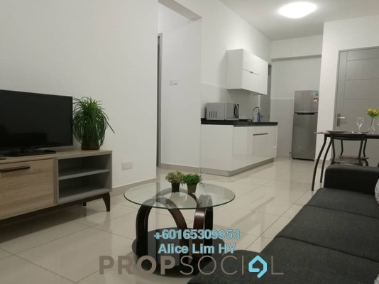 Condominium For Sale in Tropicana Bay Residences, Bayan Indah Freehold Fully Furnished 2R/2B 720k