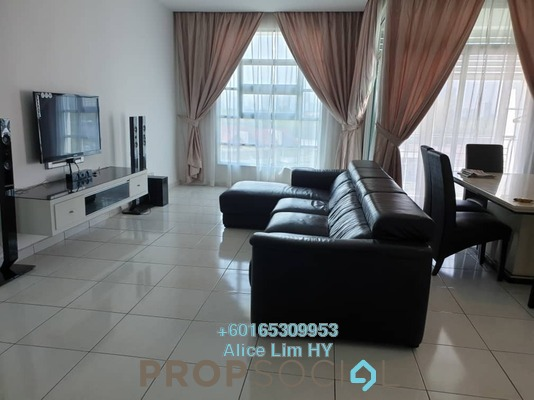 Condominium For Sale in The Brezza, Tanjung Tokong Freehold Fully Furnished 3R/2B 729k