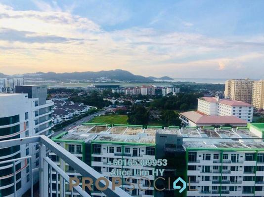 Condominium For Sale in Reflections, Sungai Ara Freehold Fully Furnished 3R/2B 720k