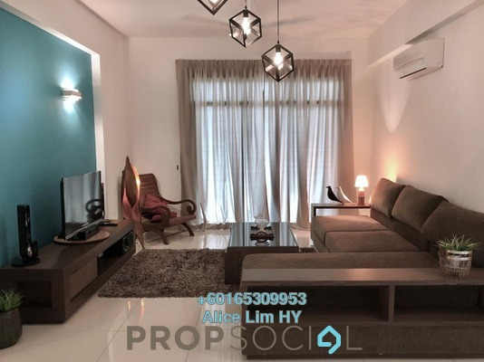 Condominium For Sale in Reflections, Sungai Ara Freehold Fully Furnished 4R/3B 875k