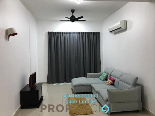 Condominium For Rent in Reflections, Sungai Ara Freehold Fully Furnished 3R/2B 1.6k