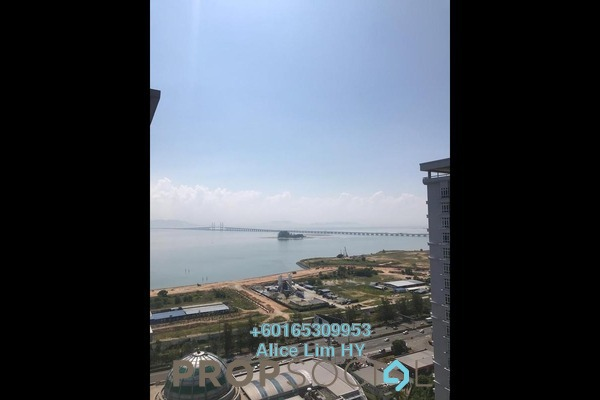 Condominium For Rent in BaysWater, Gelugor Freehold Fully Furnished 3R/2B 2.5k