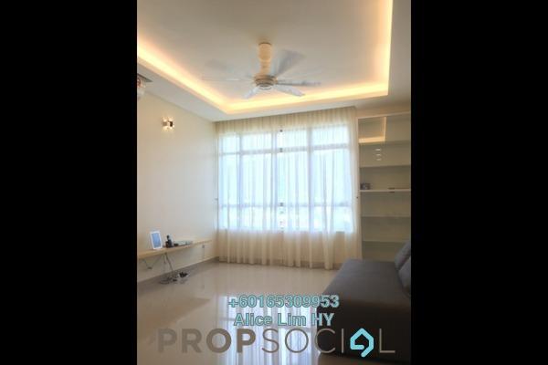 Condominium For Sale in All Seasons Park, Farlim Freehold Semi Furnished 3R/2B 595k